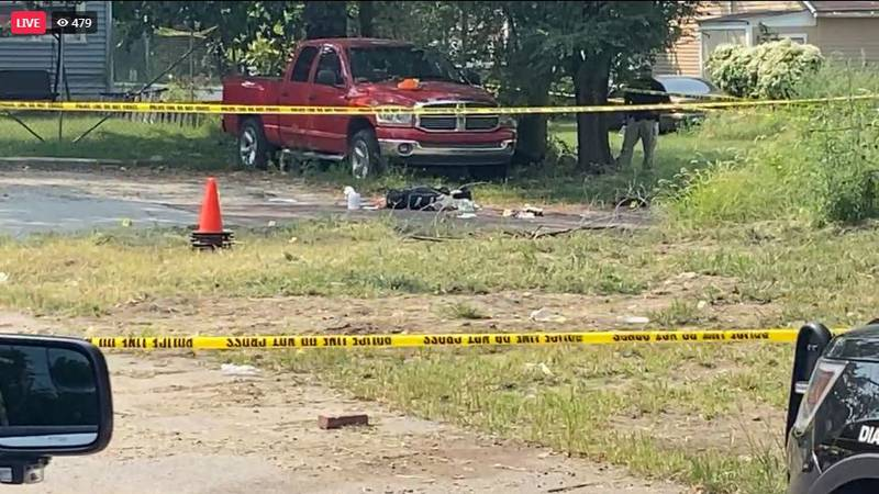 TPD says the suspect in Topeka's most recent homicide was shot in an alley near the 700 block...