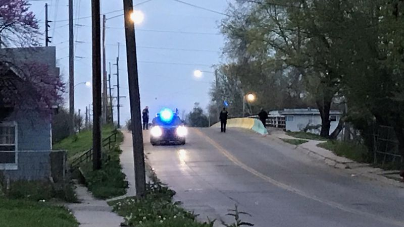TPD investigating a shooting
