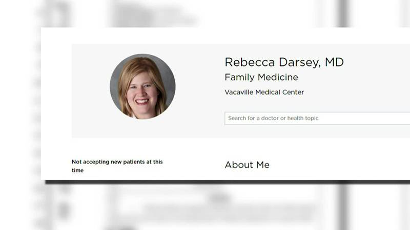 State medical board documents say Dr. Rebecca Darsey is facing 31 counts of animal cruelty and...