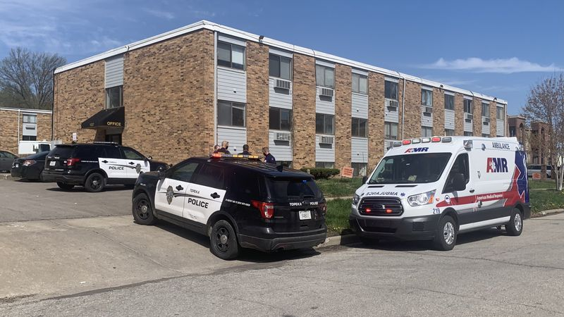 Topeka police responded to a report of a domestic assault late Friday morning in the 1000 block...