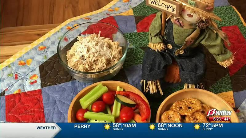 Charlene Patton - Fast & Simple Addictive Snack