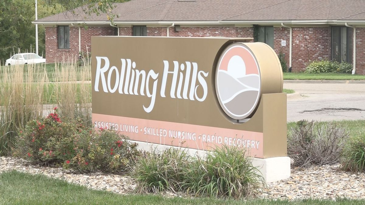 Rolling Hills Health & Rehab facility identified as COVID-19 cluster by KDHE