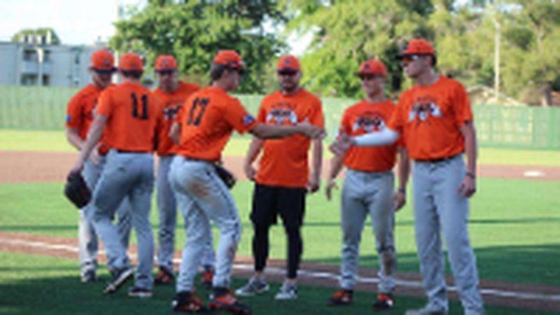 Brigade baseball team