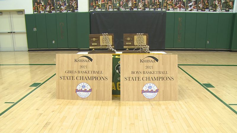 Olpe brought home both the boys and girls state basketball championships. Holding true to the...