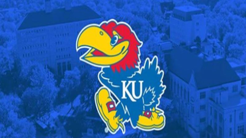 The University of Kansas says the graduation ceremony that was planned for today is now...