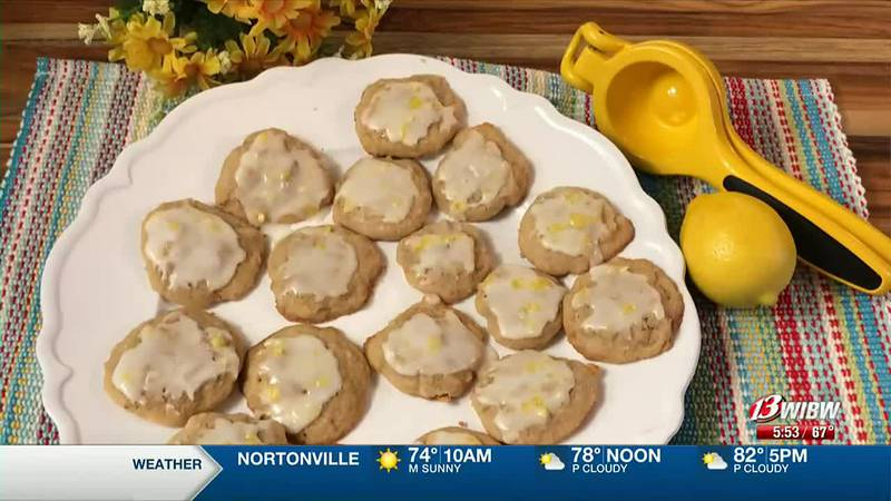 Charlene Patton - Lemon Drop Cookies