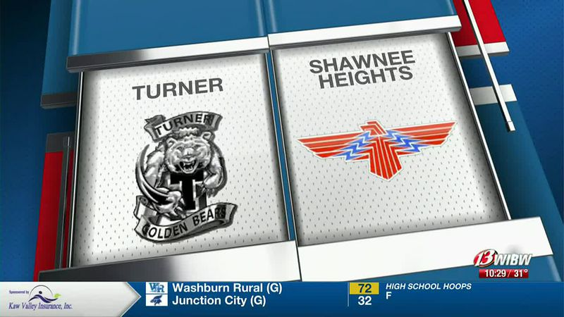 KPZ KC Turner vs Shawnee Heights