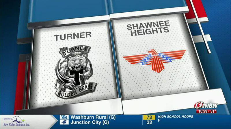 KPZ KC Turner vs Shawnee Heights