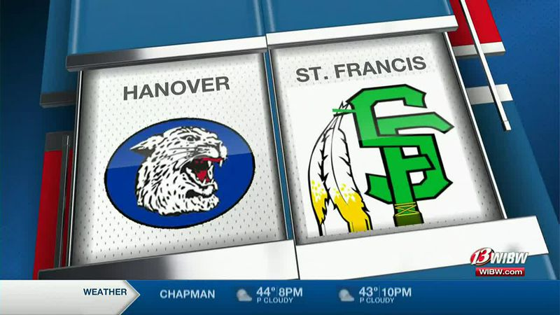 KPZ State: Hanover 46, St. Francis 24