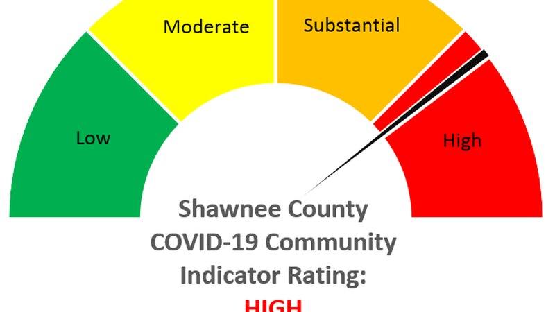 Shawnee Co. Community Indicator Rating