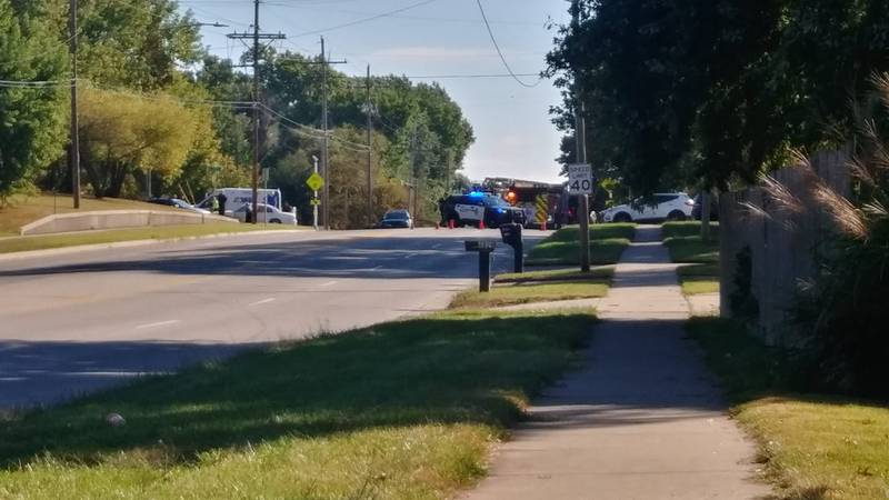 Authorities are investigating a motorcycle accident in Southwest Topeka on Sunday morning.