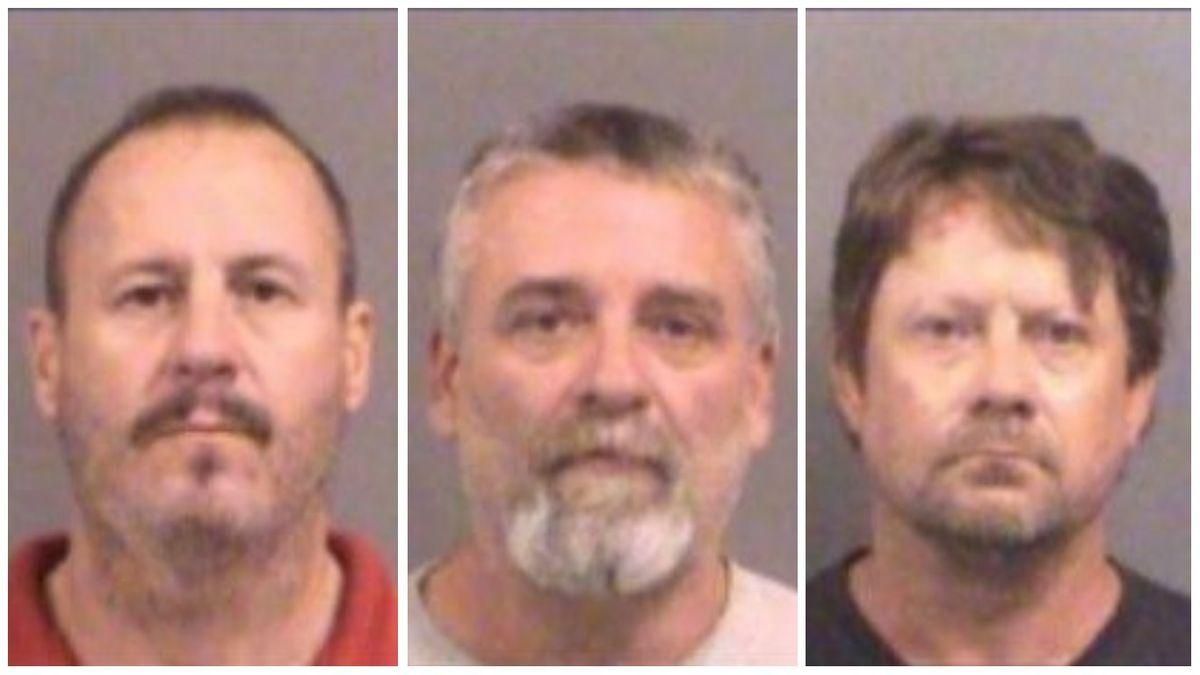 Curtis Allen, Patrick Stein, and Gavin Wright.