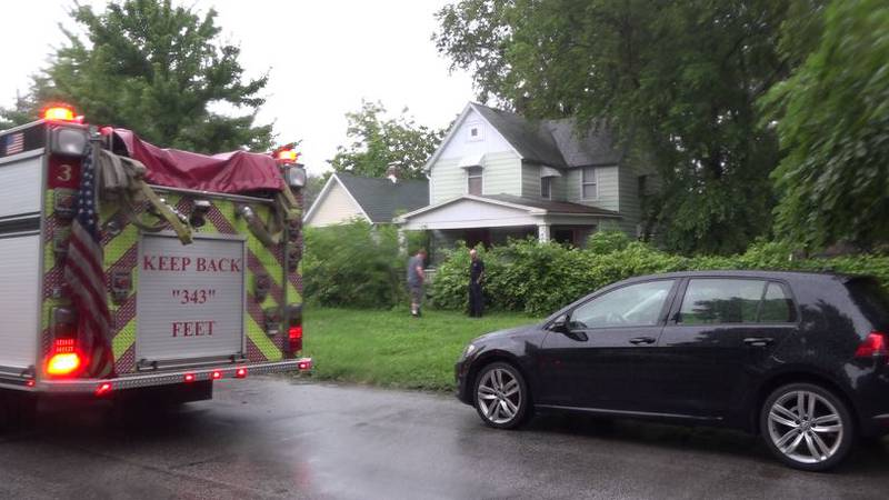 Firefighters responded Thursday morning to a report of smoke in a house at 304 S.W. Taylor just...