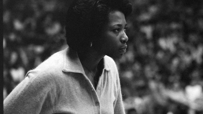 Marian Washington has been named as a candidate for the Naismith Basketball Hall of Fame...