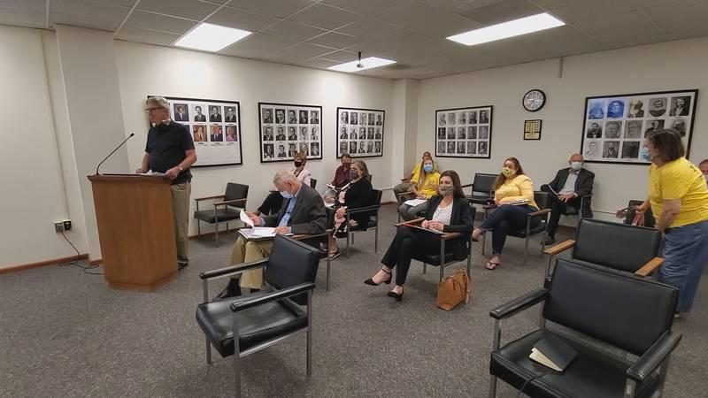 2021 Shawnee Co. Budget Meeting