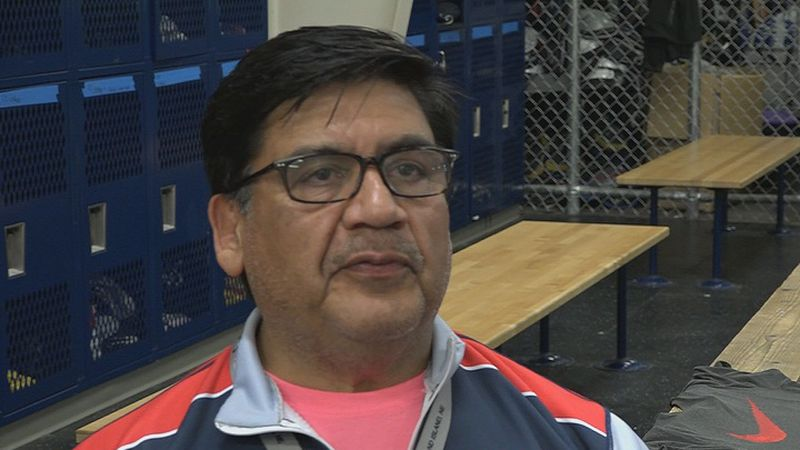 After 44 years spent coaching wrestling around Northeast Kansas, Manhattan High's Robert...