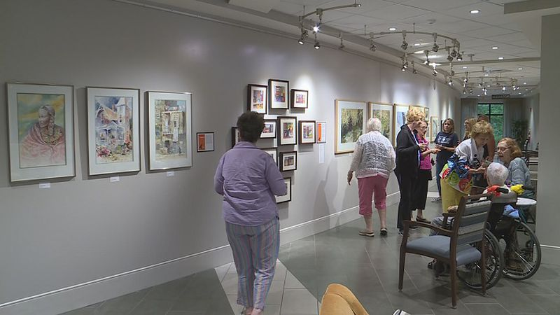 Brewster 4 Art is open to the public Saturdays between 3-5pm through the end of June