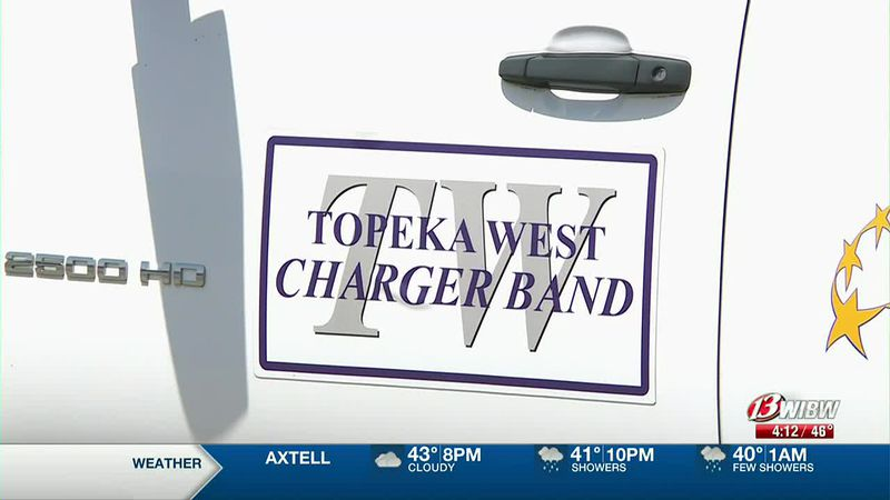 Topeka West Charger Band