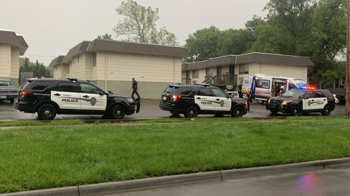 A woman was stabbed around 6:30 a.m. Thursday at the College Villa apartment complex, 1414 S.W. Byron. Police said her injuries weren't believed to be life-threatening.