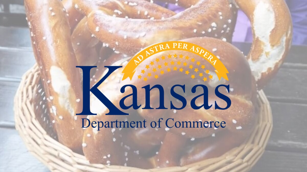 A 146,000 square foot pretzel manufacturing facility is being built in Northeast Kansas.