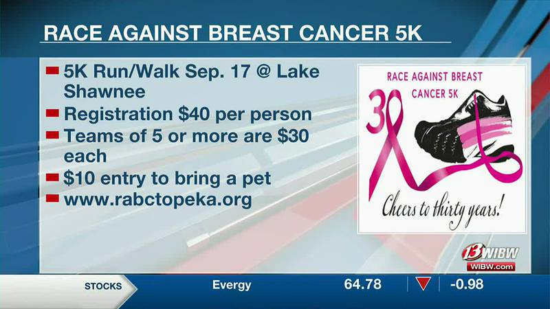 Race Against Breast Cancer 5K