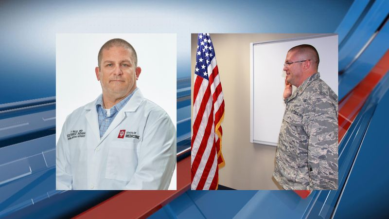 Dr. Troy Menz was killed and his fiance and another friend injured when they were hit by a car...