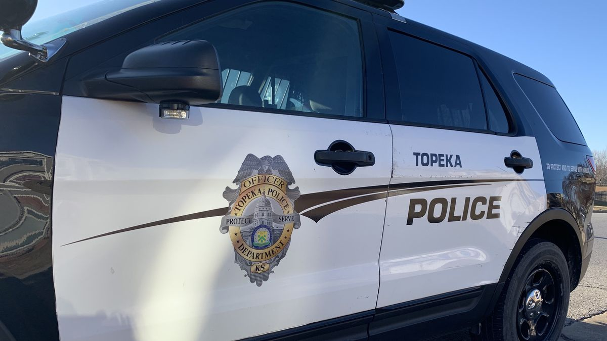 A Topeka school was placed on lockdown for a brief period Monday morning after a school...