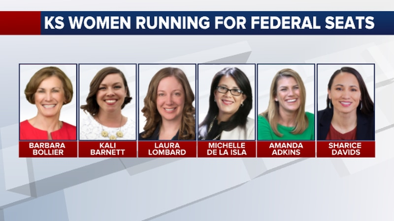 The 2020 general election includes a record number of Kansas women running for seats in the...