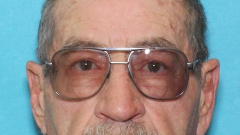 J.W Hines - statewide Silver Alert issued by KBI