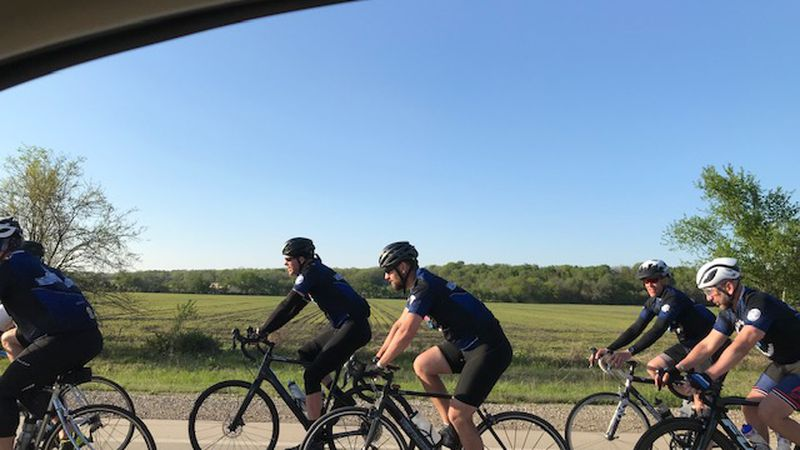 Kansas Fallen Officer Memorial Bike Ride