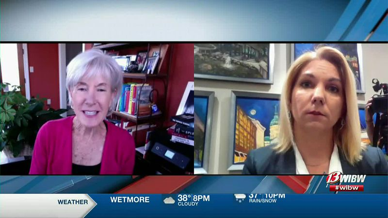 Former HHS Secretary Sebelius discusses challenges of vaccine rollout