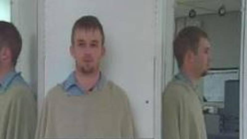 Adam Sullivan, 32, of Hoisington