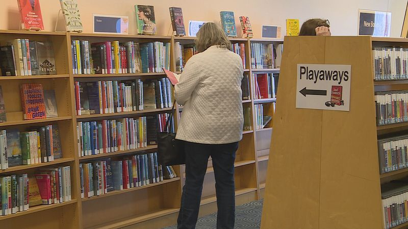 For the first time since the pandemic began, The Topeka and Shawnee County Public Library is...