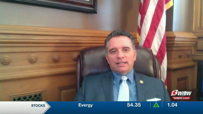 Sen. Ty Masterson, R-Senate President