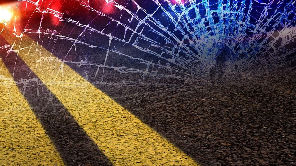 A power line was downed early Monday when a vehicle hit a pole in southeast Topeka, authorities...