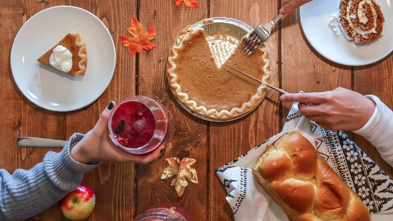 This year's 54th annual Topeka Community Thanksgiving Dinner will feature home-delivered meals...