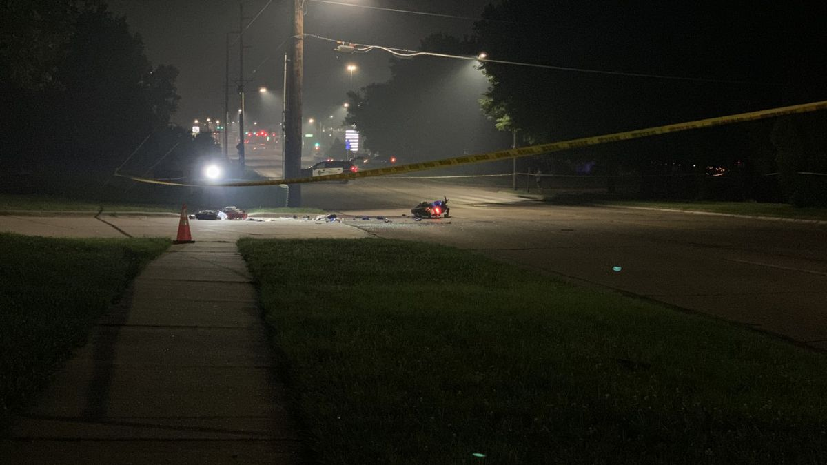 A motorcycle rider has passed away from injuries suffered in a hit and run.