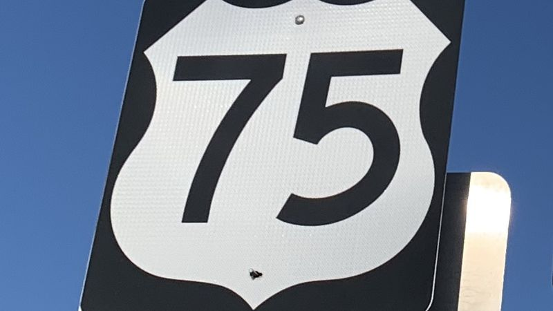 Work is set to begin Monday on new passing lanes on US-75 highway in Brown County, according to...