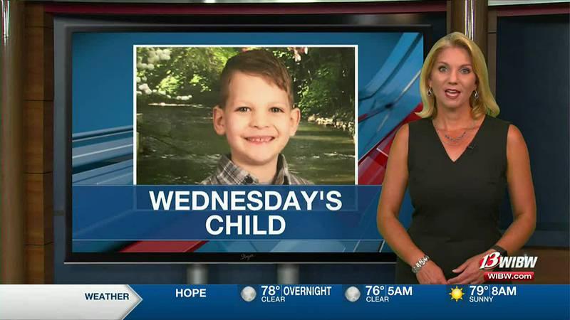 Wednesday's Child - Talen
