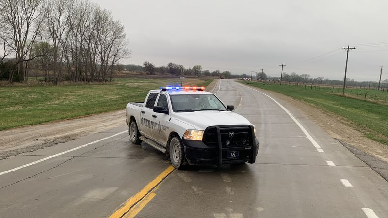 A 19-year-old man was killed in an early-morning crash on US-24 Highway in Pottawatomie County.
