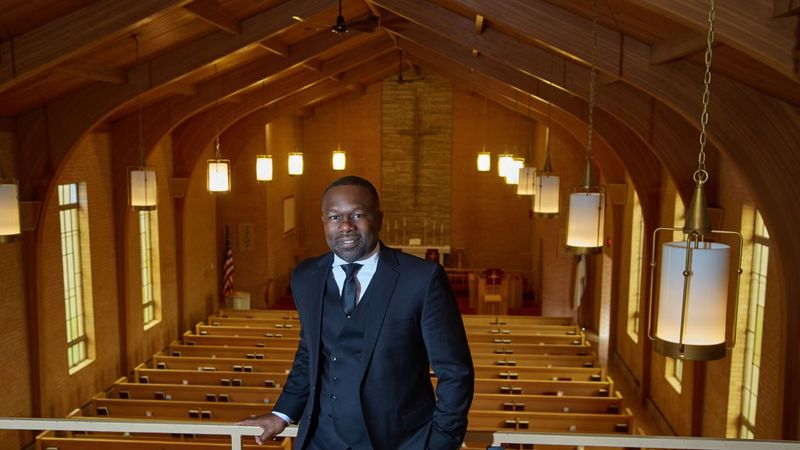 Marcus Clark will announce his bid for City Council on Friday.