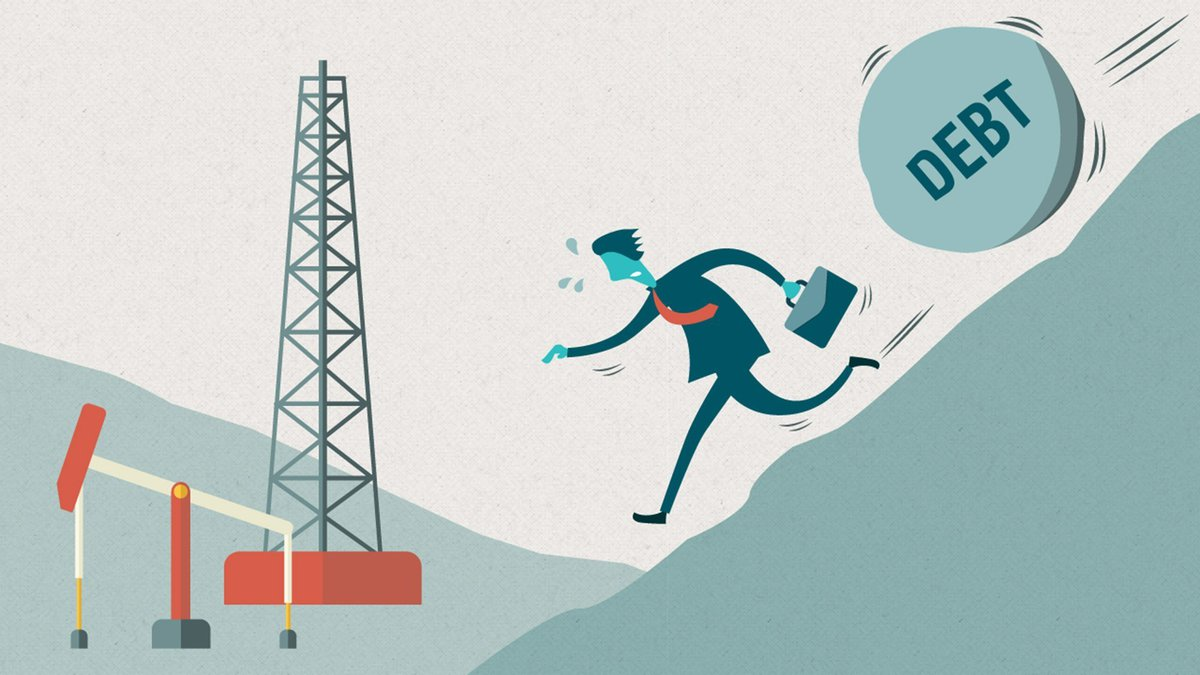 Bankruptcy filings are flying in the American oil patch. At least 67 U.S. oil and natural gas...
