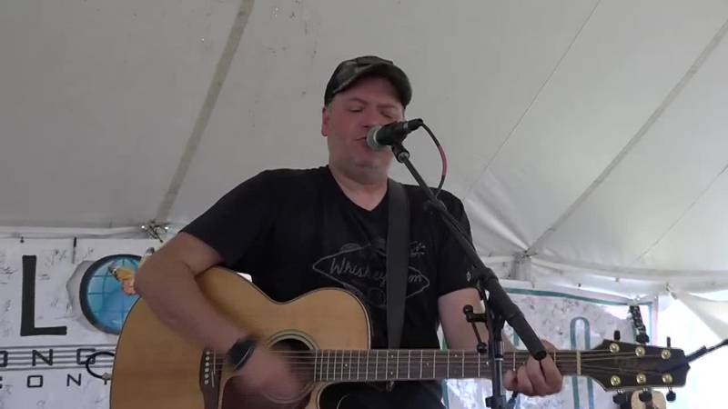 Stampede artist returns to stage following pandemic