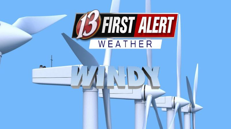 First Alert Windy