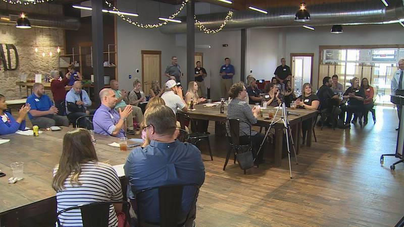 The Flint hills Leadership Program names its 2021-22 class
