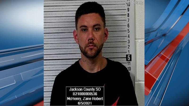 Zane Robert McHenry, 35, of Topeka was arrested in connection with an April 8th semi theft in...