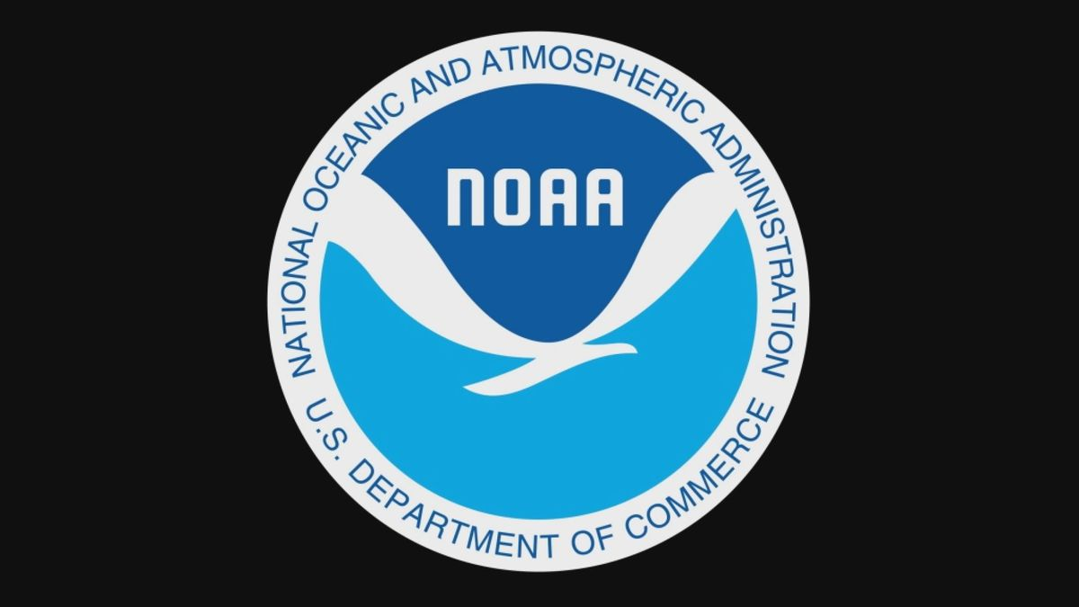 National Oceanic and Atmospheric Administration seal