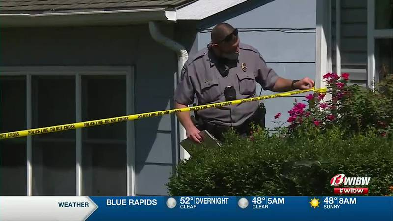 Following the death of a 2-year-old in Lawrence after an accidental shooting, LPD arrested a...
