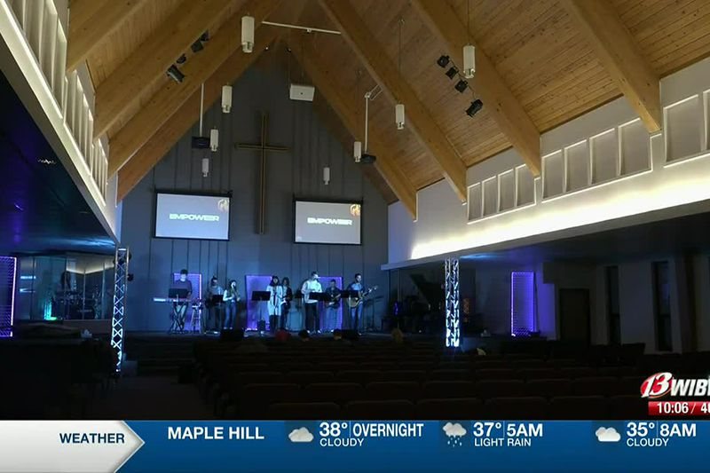 Community Church re-launches, looks to grow congregation
