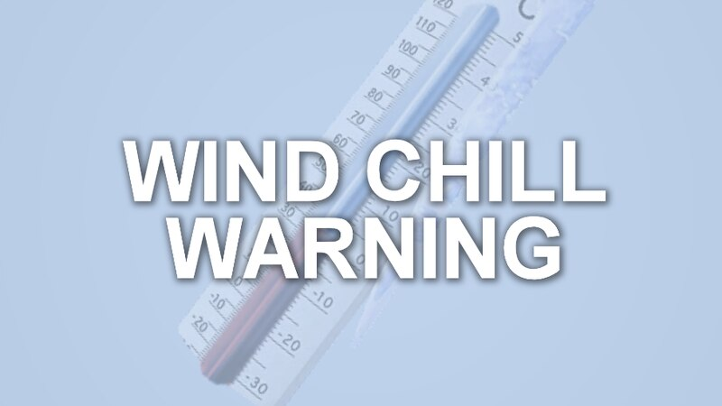 Wind Chill Warning